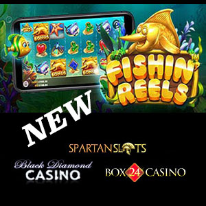 Fishin Reels is live at Slots Capital Casino