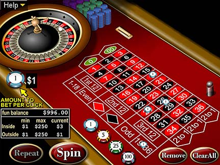 Online roulette just for fun gambling slots online free